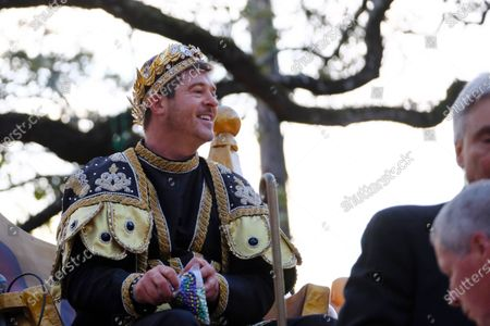 Editorial picture of Mardi Gras celebrations in New Orleans, USA - 23 Feb 2020