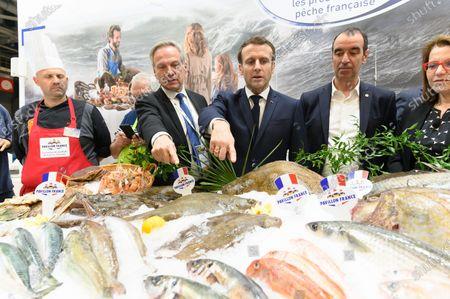 Editorial image of International Agricultural Fair, Paris, France - 22 Feb 2020