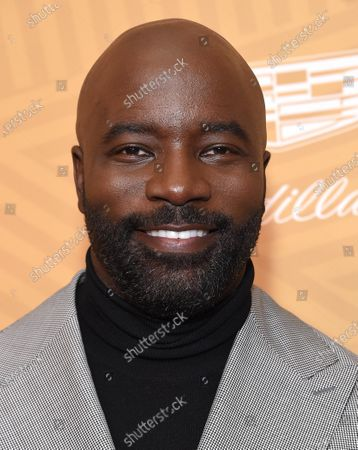 Stock Picture of Mike Colter