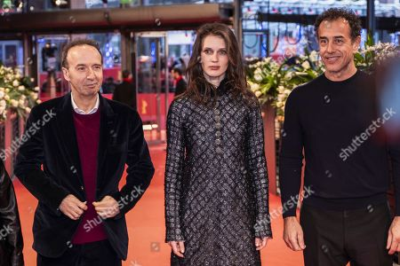 Editorial image of 'Pinocchio' premiere, 70th Berlin International Film Festival, Germany - 23 Feb 2020