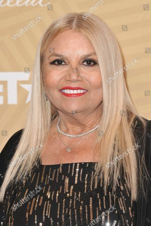 Suzanne de Passe attends the American Black Film Festival Honors Awards at the Beverly Hilton Hotel, in Beverly Hills, Calif