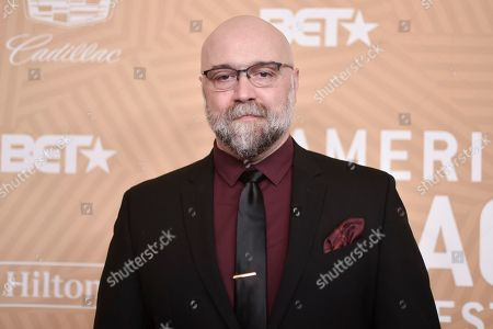 Stock Picture of Craig Brewer attends the American Black Film Festival Honors Awards at the Beverly Hilton Hotel, in Beverly Hills, Calif