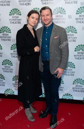 Editorial image of 'Incantata' play opening night, Arte Cafe, New York, USA - 23 Feb 2020