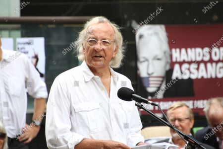 Editorial picture of Rally against extradition of Julian Assange, Sydney, Australia - 24 Feb 2020
