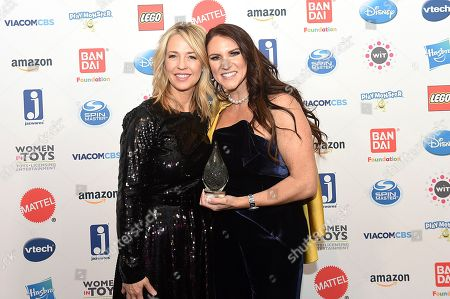 Editorial picture of Women in Toys, Licensing & Entertainment - 16th Annual Wonder Women Awards, New York, USA - 23 Feb 2020