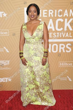 Editorial image of The American Black Film Festival Honors Awards, Beverly Hills, USA - 23 Feb 2020