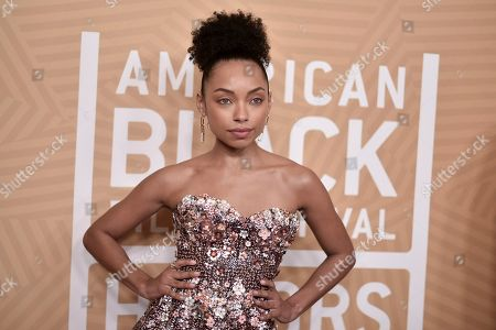 Editorial photo of The American Black Film Festival Honors Awards, Beverly Hills, USA - 23 Feb 2020