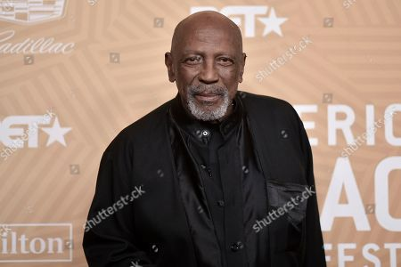 Stock Picture of Louis Gossett Jr. attends the American Black Film Festival Honors Awards at the Beverly Hilton Hotel, in Beverly Hills, Calif