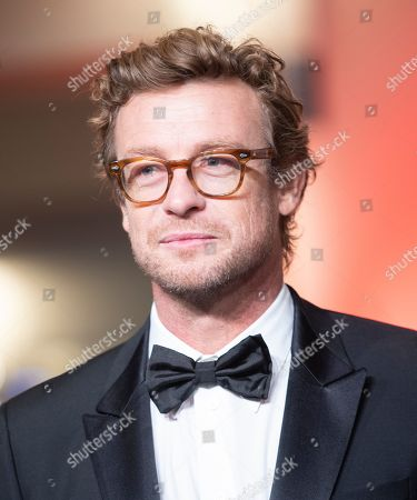 Stock Picture of Simon Baker