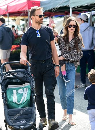 Editorial photo of Summer Glau and Val Morrison out and about, Los Angeles, USA - 23 Feb 2020