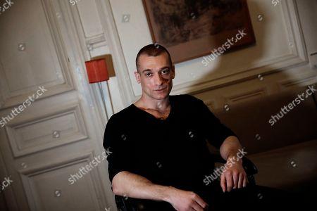 Editorial picture of Russian Provocateur, Paris, France - 23 Feb 2020