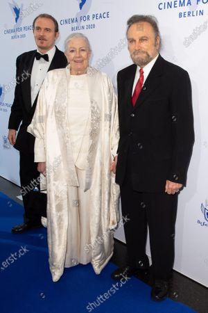 Stock Photo of Franco Nero, Vanessa Redgrave, Carlo Nero
