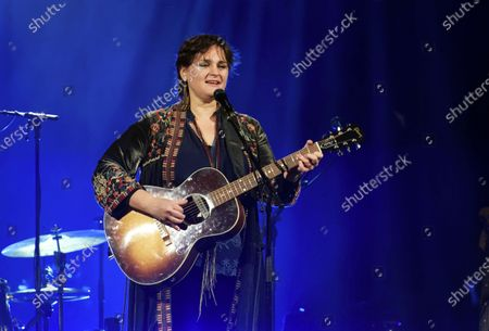 Editorial picture of Madeleine Peyroux in concert at Le Trianon, Paris, France - 25 Nov 2019