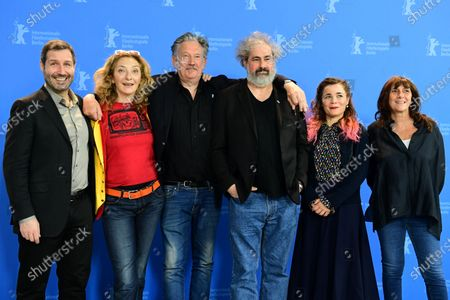 Editorial picture of Effacer l'historique - Photocall - 70th Berlin Film Festival, Germany - 24 Feb 2020