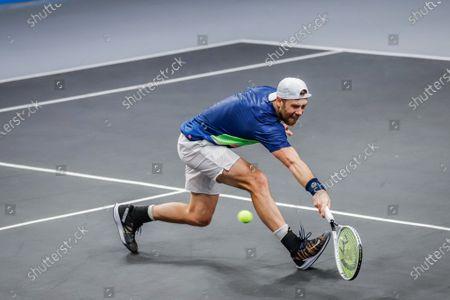 Editorial image of Bergamo Challenger ATP Tennis Internationals, Italy - 22 Feb 2020