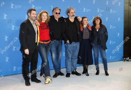 Editorial image of 'Delete History' photocall, 70th Berlin International Film Festival, Germany - 24 Feb 2020