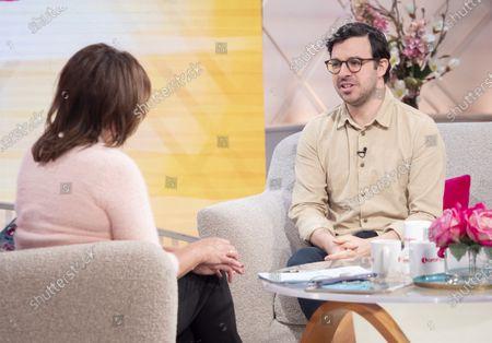 Editorial photo of 'Lorraine' TV show, London, UK - 24 Feb 2020