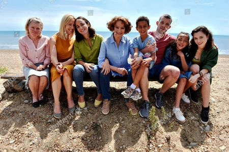 Imelda Staunton as Mary, Claudie Blakley as Helen, Lydia Leonard as Natalie, Francesca Annis as Vivien, Ayden Beale as Aaron, Russell Tovey as Jake, Mia Lloyd as Maddie and Grace Hogg-Robinson as Lily.
