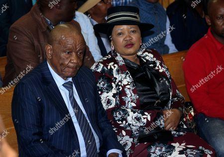Editorial image of PM Murder Trial, Maseru, Lesotho - 24 Feb 2020