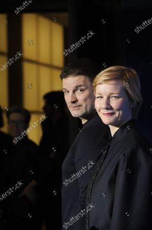 Stock Picture of Misel Maticevic and Sandra Huller