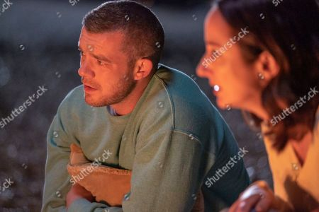 Russell Tovey as Jake and Lydia Leonard as Natalie.