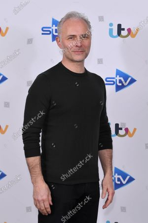 Stock Picture of Mark Bonnar