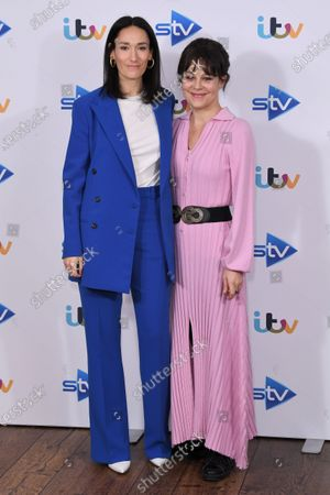 Sian Clifford and Helen McCrory