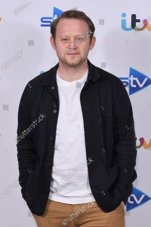 Stock Picture of Michael Jibson