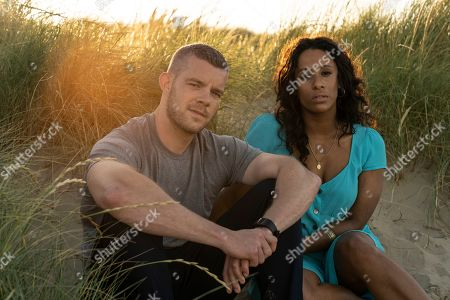Russell Tovey as Jake and Lara Rossi as Leila.