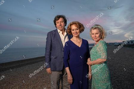 Stephen Rea as Mark, Francesca Annis as Vivien and Imelda Staunton as Mary.