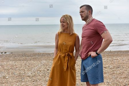 Editorial image of 'Flesh And Stone' TV Show, Series 1, Episode 4 UK  - Feb 2020
