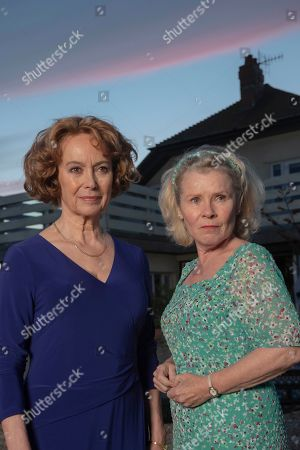 Stock Photo of Francesca Annis as Vivien and Imelda Staunton as Mary.