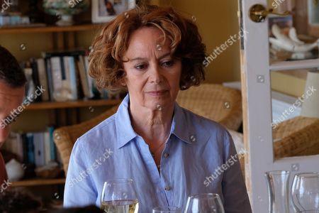 Stock Picture of Francesca Annis as Vivien.