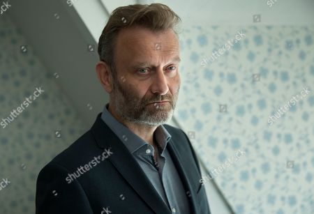 Hugh Dennis as George Holder.