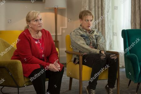 Editorial picture of 'McDonald & Dodds' TV Show, Series 1, Episode 2 UK  - Feb 2020