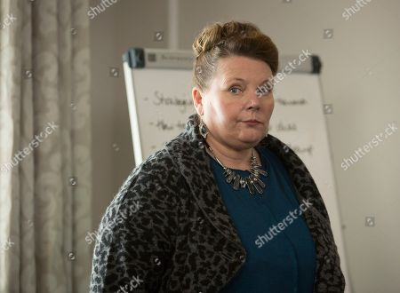 Joanna Scanlan as Kelly Mulcreevy.