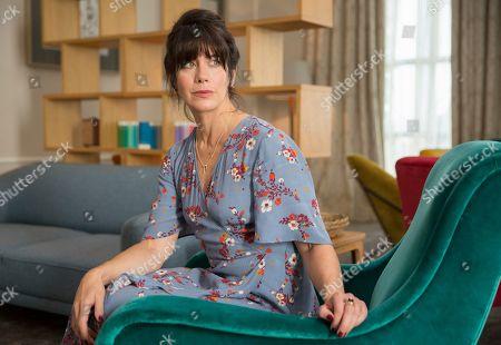 Stock Picture of Caroline Catz as Alison Spiers.