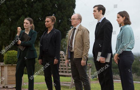 Charlotte Ritchie as DS Irene Ross, Tala Gouvaie as DCI Lauren NcDonald, Jason Watkins as DS Dodds, Jack Riddiford as DC Darren Craig and Pearl Chanda as DC Laura Simpson.