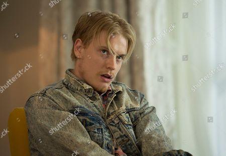Stock Image of Freddie Fox as Miles Stevens.
