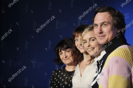 Stephanie Chuat, Veronique Reymond, Nina Hoss and Lars Eidinger