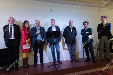 Editorial image of Press conference for Julian Assange's Release, Paris, France - 20 Feb 2020