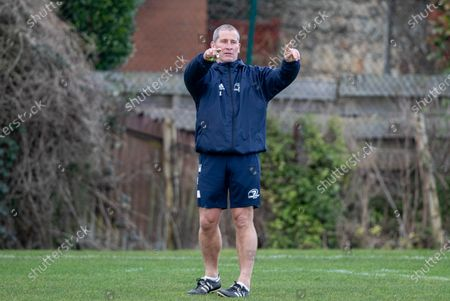 Stock Picture of Senior coach Stuart Lancaster
