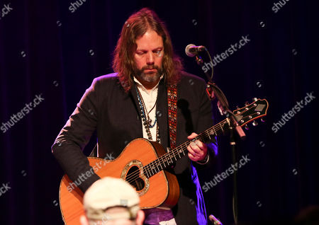 Rich Robinson of The Black Crowes perform as Brothers of a Feather at Terminal West, in Atlanta