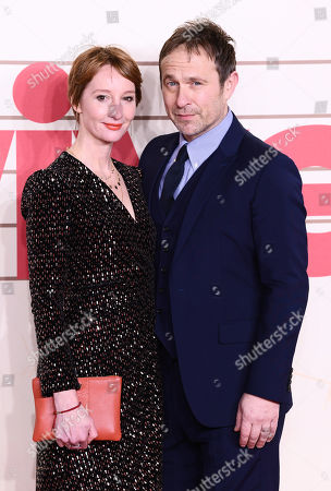 Emma Lowndes and Jason Merrells