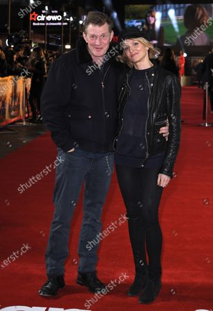 Stock Picture of Jason Flemyng and Elly Fairman