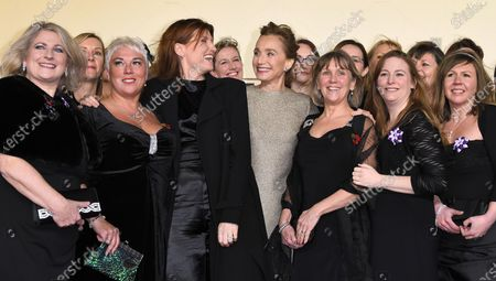 Stock Picture of Sharon Horgan and Kristin Scott Thomas