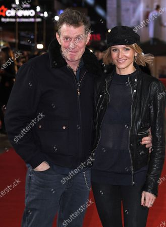 Stock Photo of Jason Flemyng and Elly Fairman
