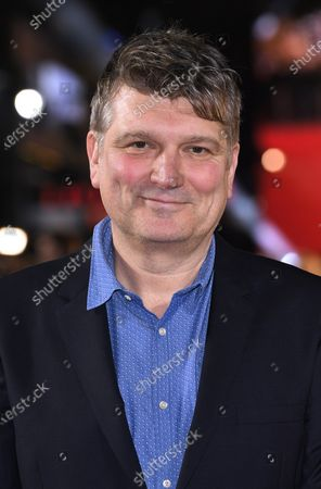 Stock Picture of Peter Cattaneo