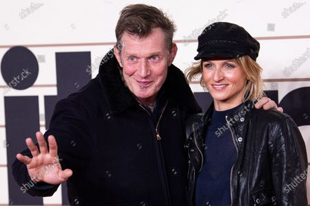 Jason Flemyng and Guest