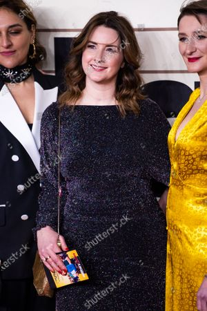 Editorial picture of 'Military Wives' film premiere, London, UK - 24 Feb 2020